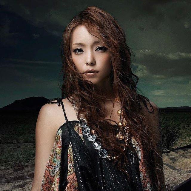 <安室奈美恵(40)>←老けたクソババアwwww