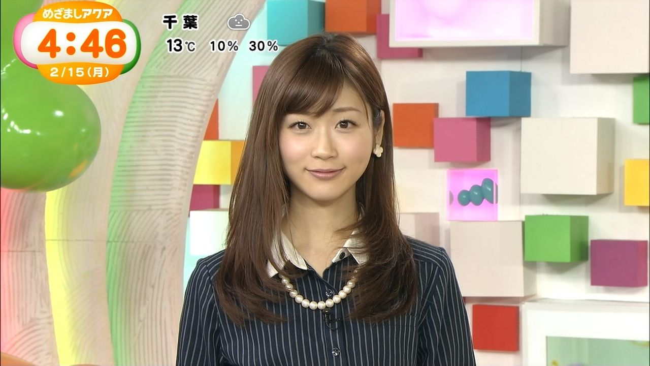 【悲報】牧野結美アナ(27)あの事件を引きずって……引退。