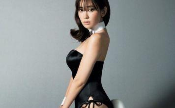 <小嶋陽菜>こじはる「sweet」11月号の表紙でバニーガール!!!Twitterの反応