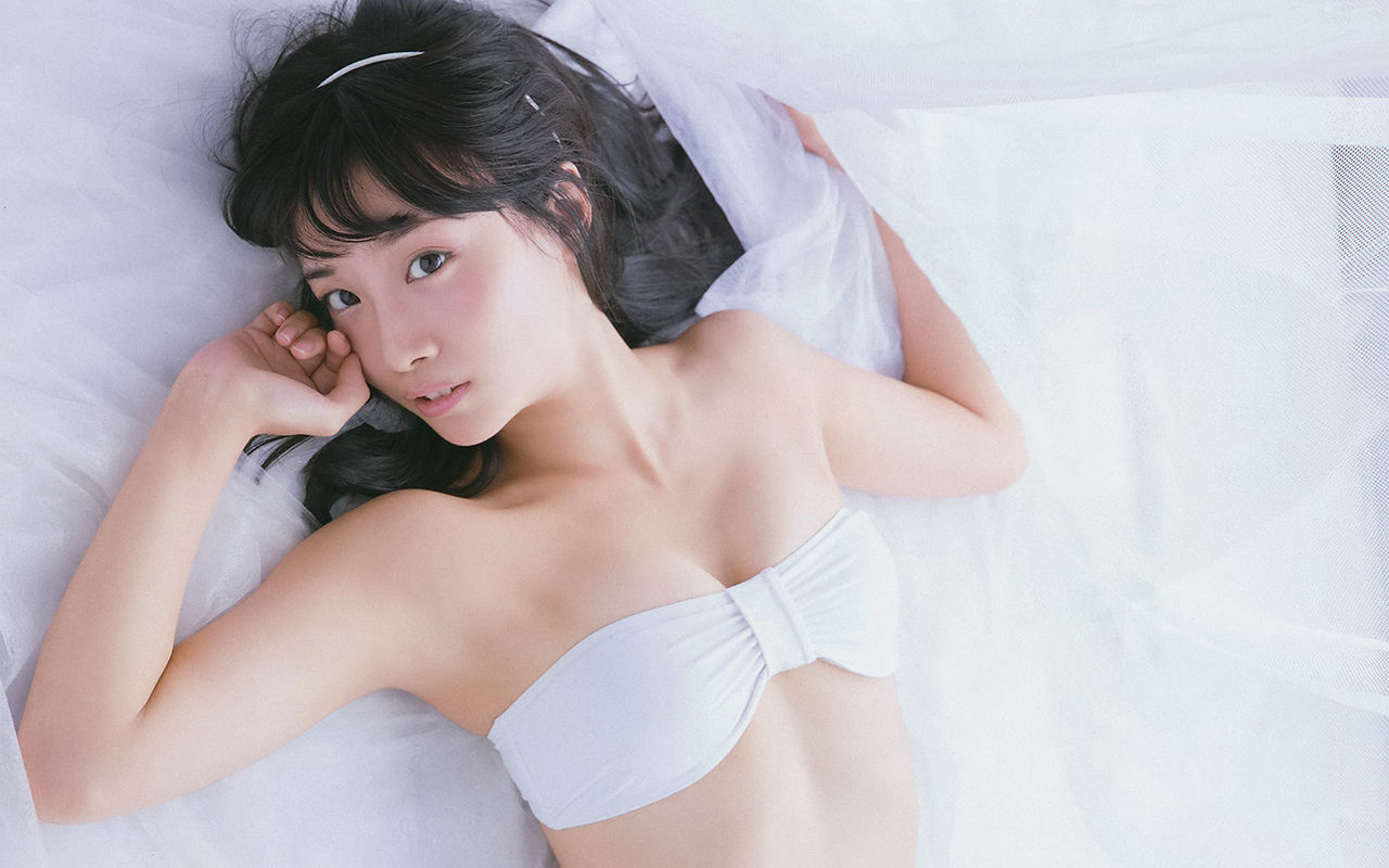 "AV女優 あやみ旬果似の元SKE48<柴田阿弥>""美バスト""ちらりで可憐な魅力全開!!"
