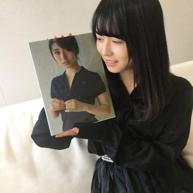 欅坂<長濱ねる>1st写真集が初版からめちゃ売れスタート!!!!!!!
