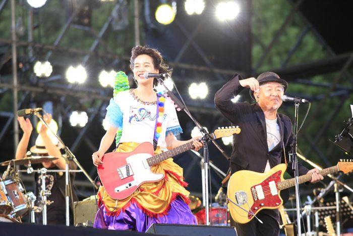 のん(旧芸名:能年玲奈)「あまちゃん」タッグによる新曲「RUN!!!」発売&銀杏ら迎える「のんフェス」開催!!
