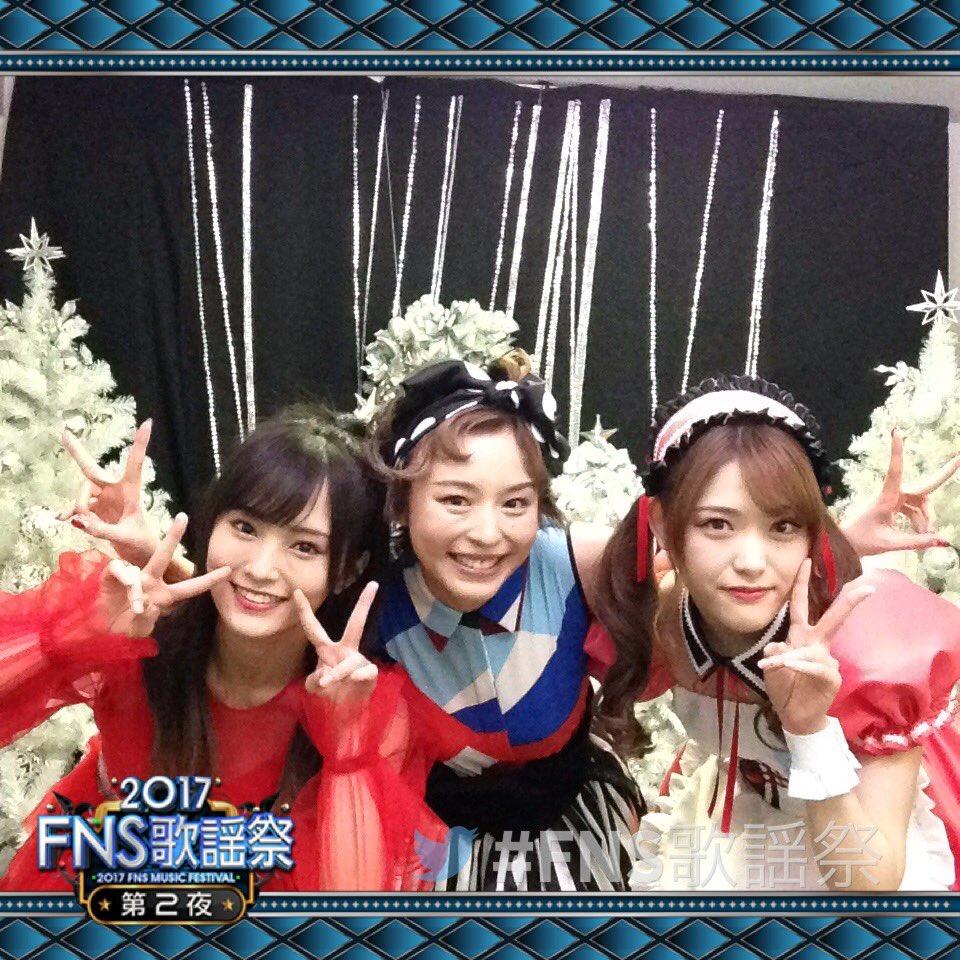 【動画】FNS歌謡祭での平野綾のダンスがアイドル2人よりキレッキレ過ぎて草wwwwwwwww