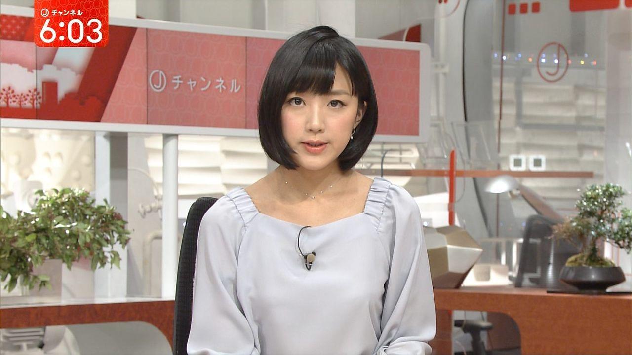 【悲報】テレ朝の竹内由恵さんの私服がクソダサすぎるwwwww