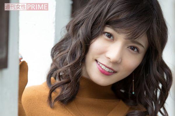 松岡茉優ちゃん(22)というか可愛い子