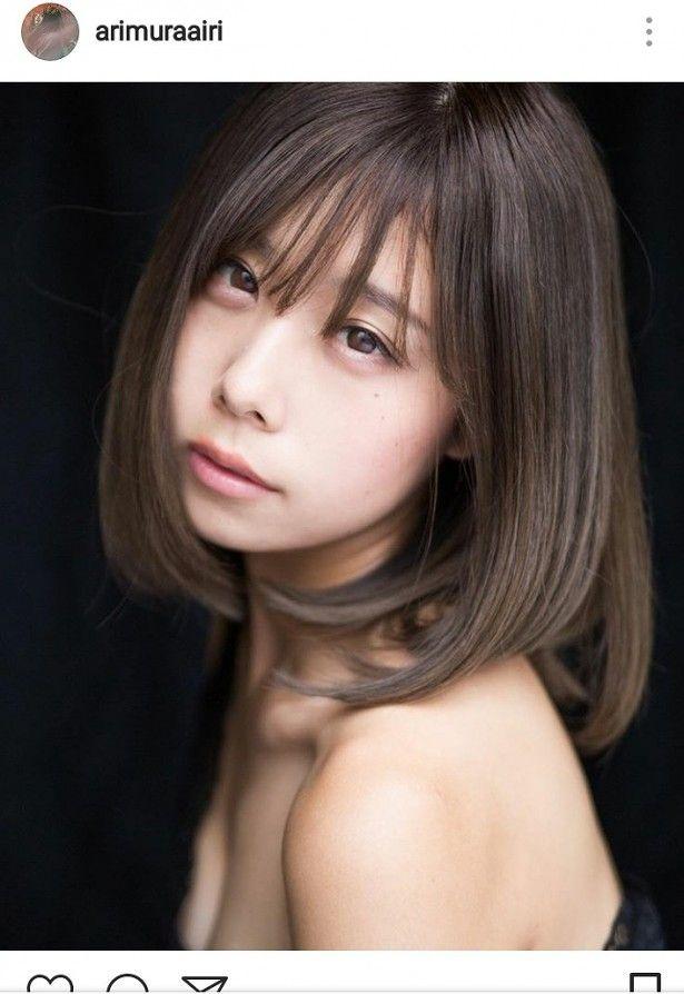 有村藍里が女優デビューで見せた姿とは・・・?「10年後、妹・架純と立場が逆転???」