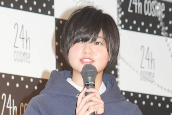 【欅坂46】平手友梨奈、映画主演に本音「生きざまを届けたい」