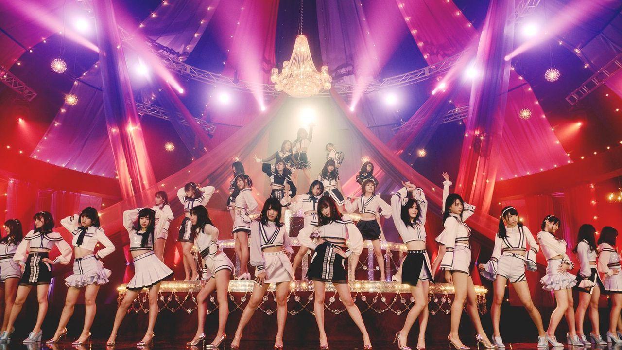 AKB48 新曲MV解禁 ミニスカ、ホットパンツで圧巻の脚線美!小栗有以ちゃん(16)