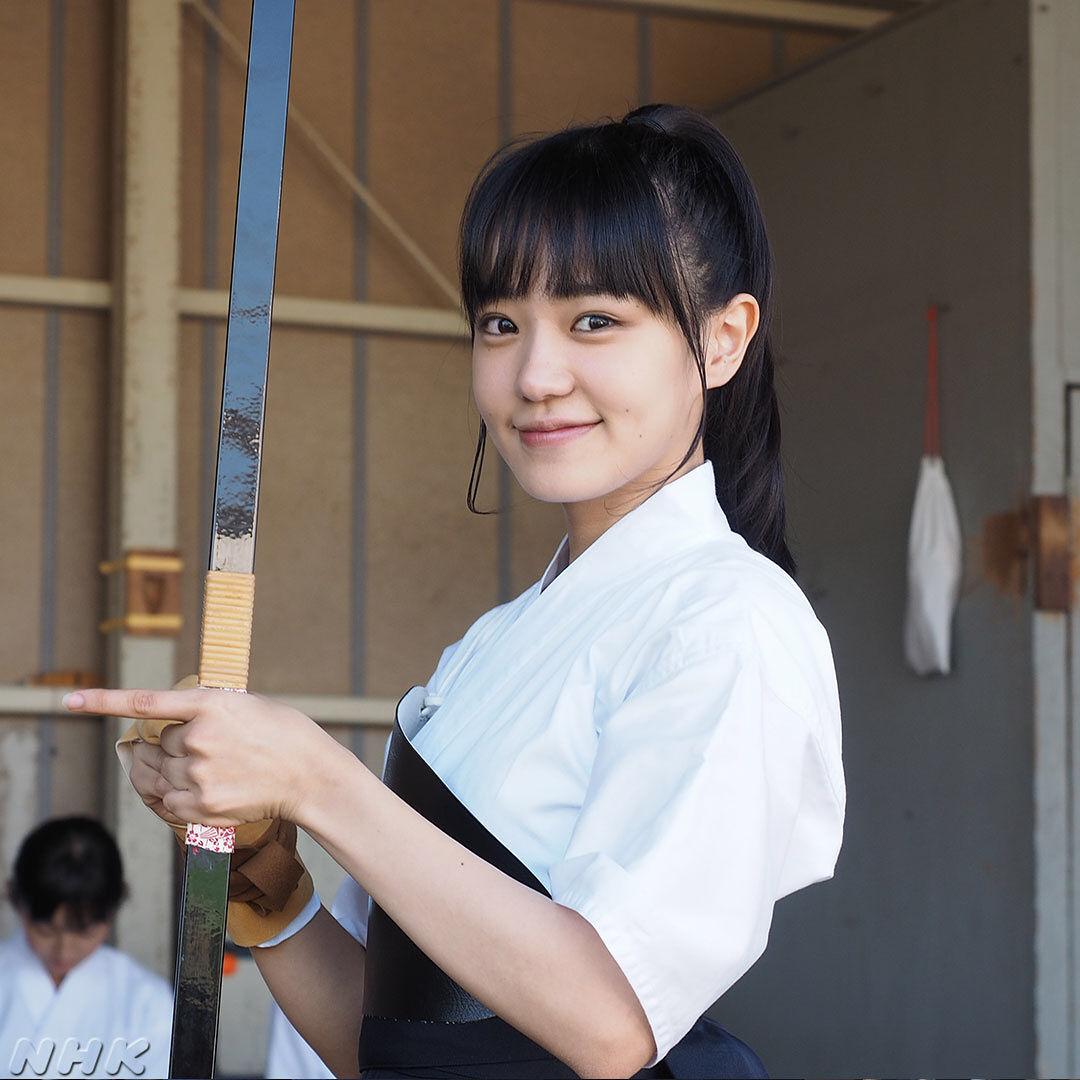 朝ドラ「半分、青い。」ヒロイン親友役で注目 奈緒(23)