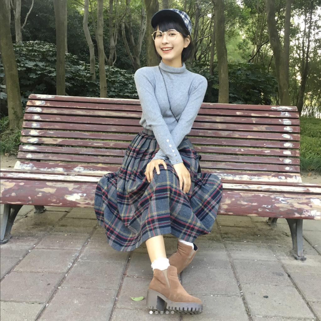 ガッキー似で話題の中国人モデルがドラマ初出演 JKインスタグラマー栗子役